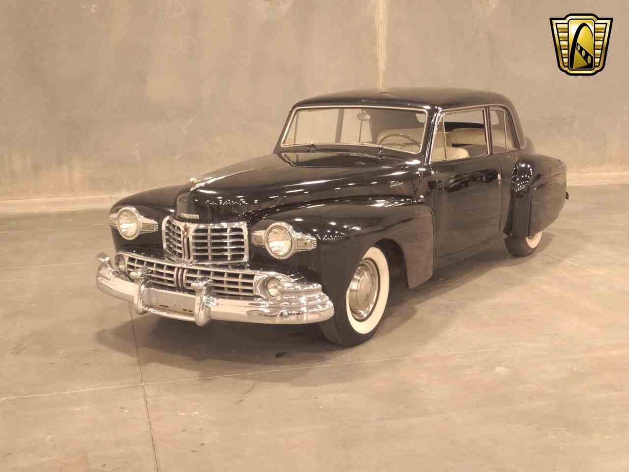 Large Picture of Classic 1948 Continental located in DFW Airport Texas Offered by Gateway Classic Cars - Dallas - KEOE