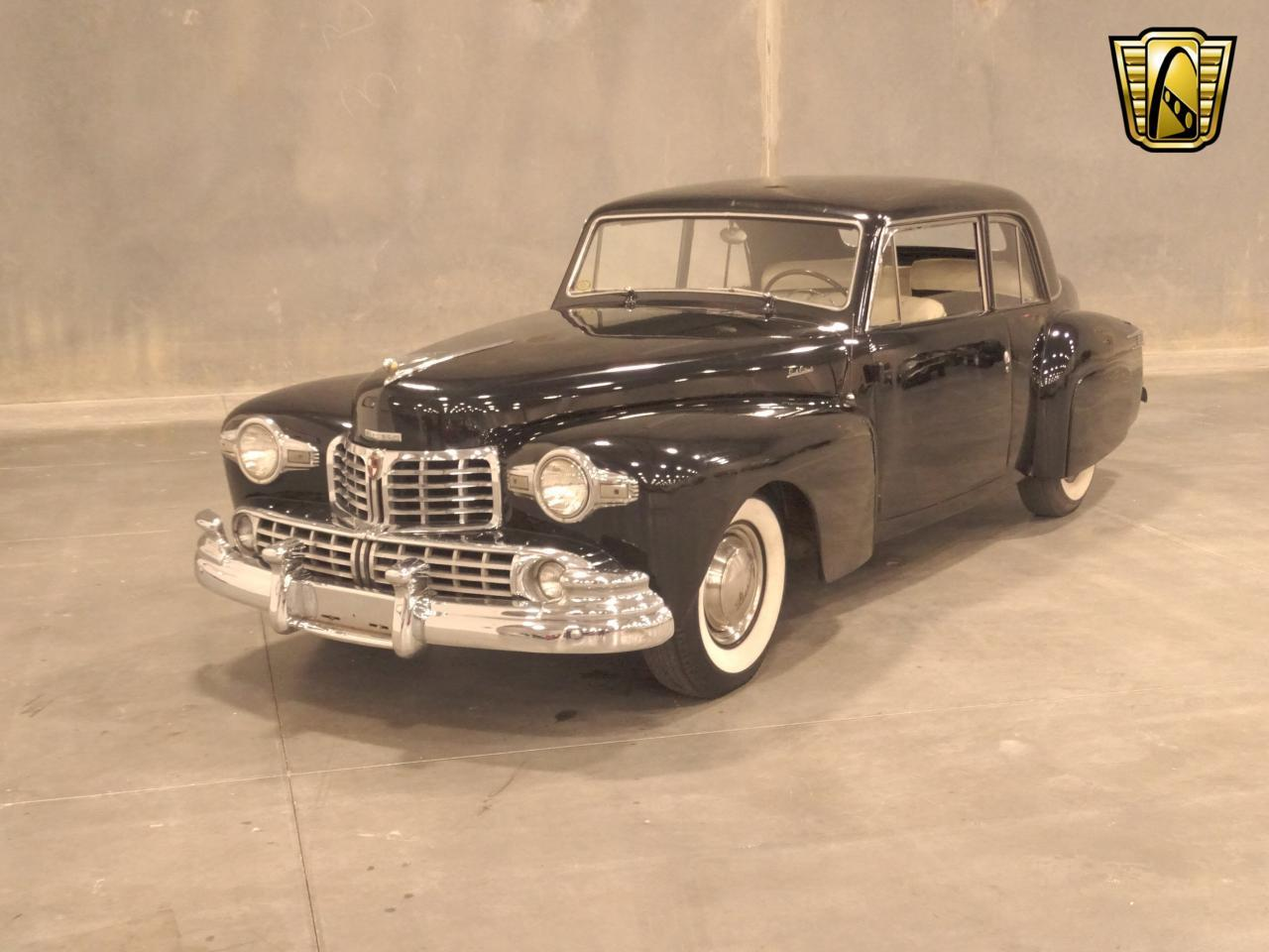 Large Picture of '48 Continental - KEOE