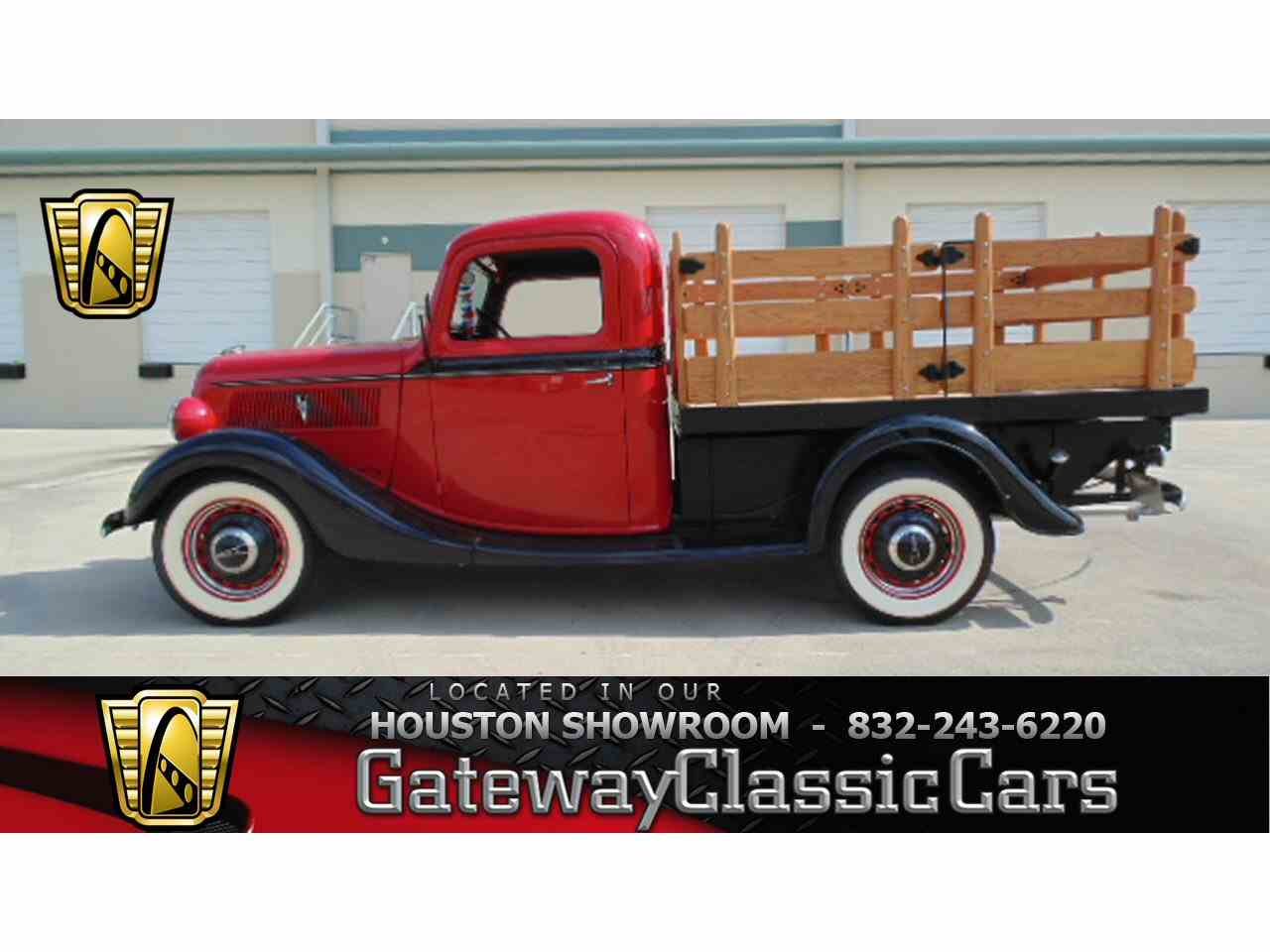 1937 Ford Pickup for Sale | ClassicCars.com | CC-952159