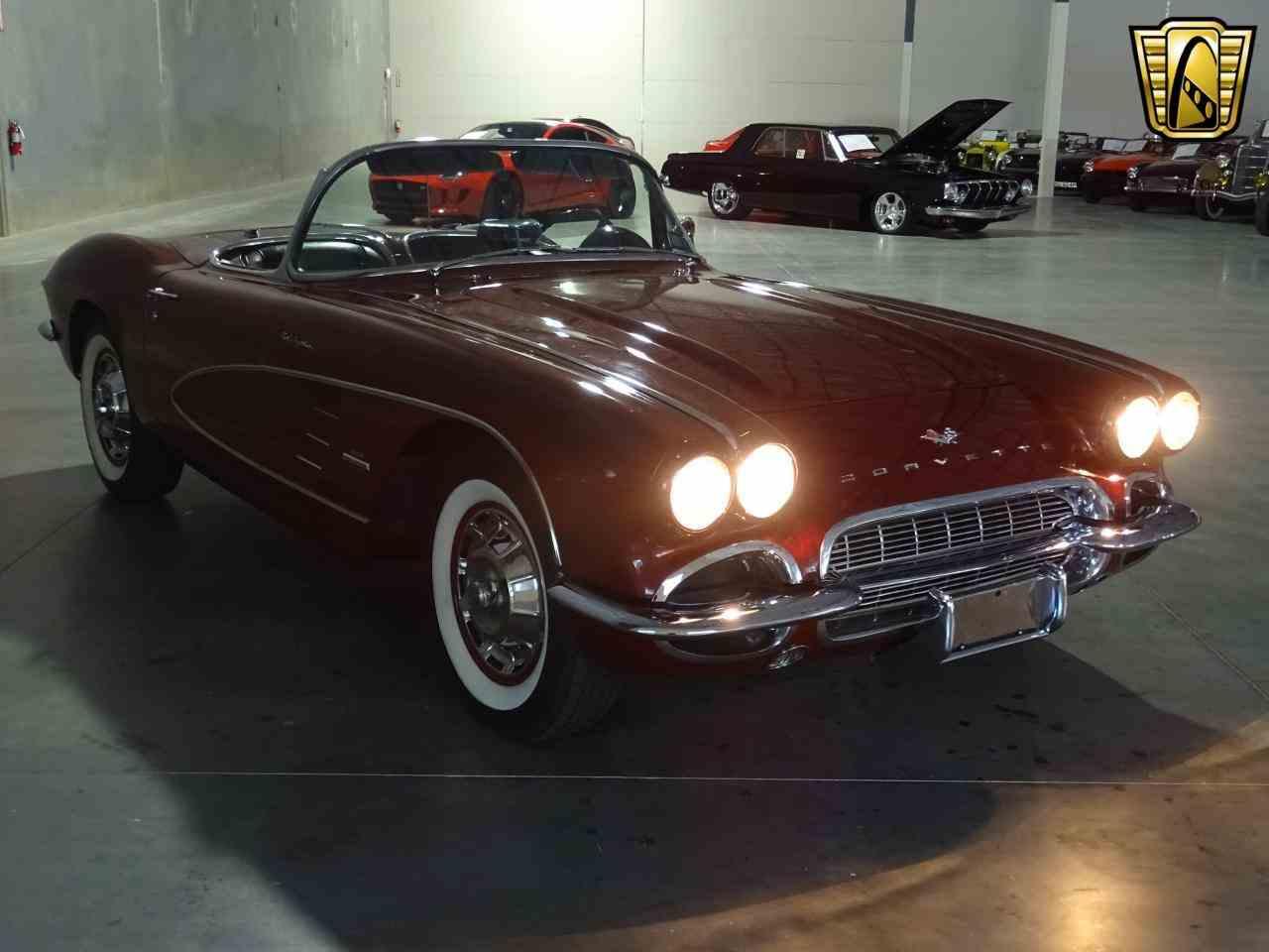 Large Picture of '61 Corvette - KEQF
