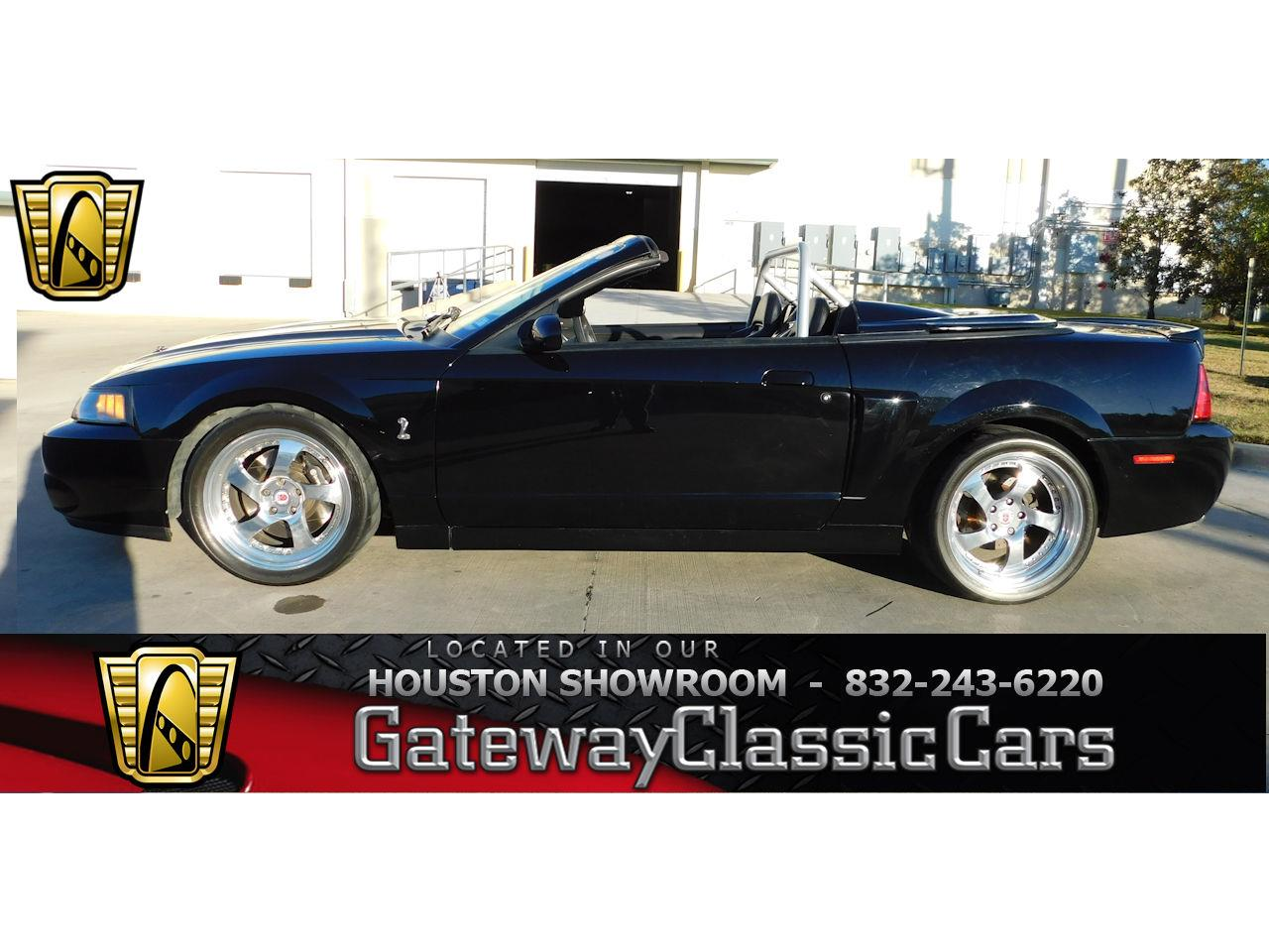 Large Picture of 2003 Ford Mustang - $37,595.00 Offered by Gateway Classic Cars - Houston - KEQH