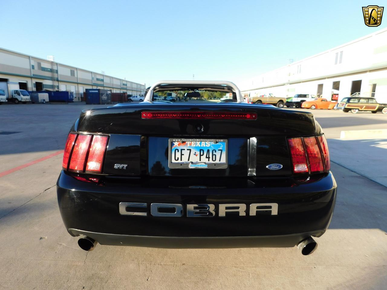 Large Picture of '03 Ford Mustang located in Houston Texas - KEQH