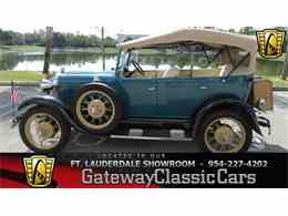 Picture of 1929 Ford Model A located in Coral Springs Florida Offered by Gateway Classic Cars - Fort Lauderdale - KEQL