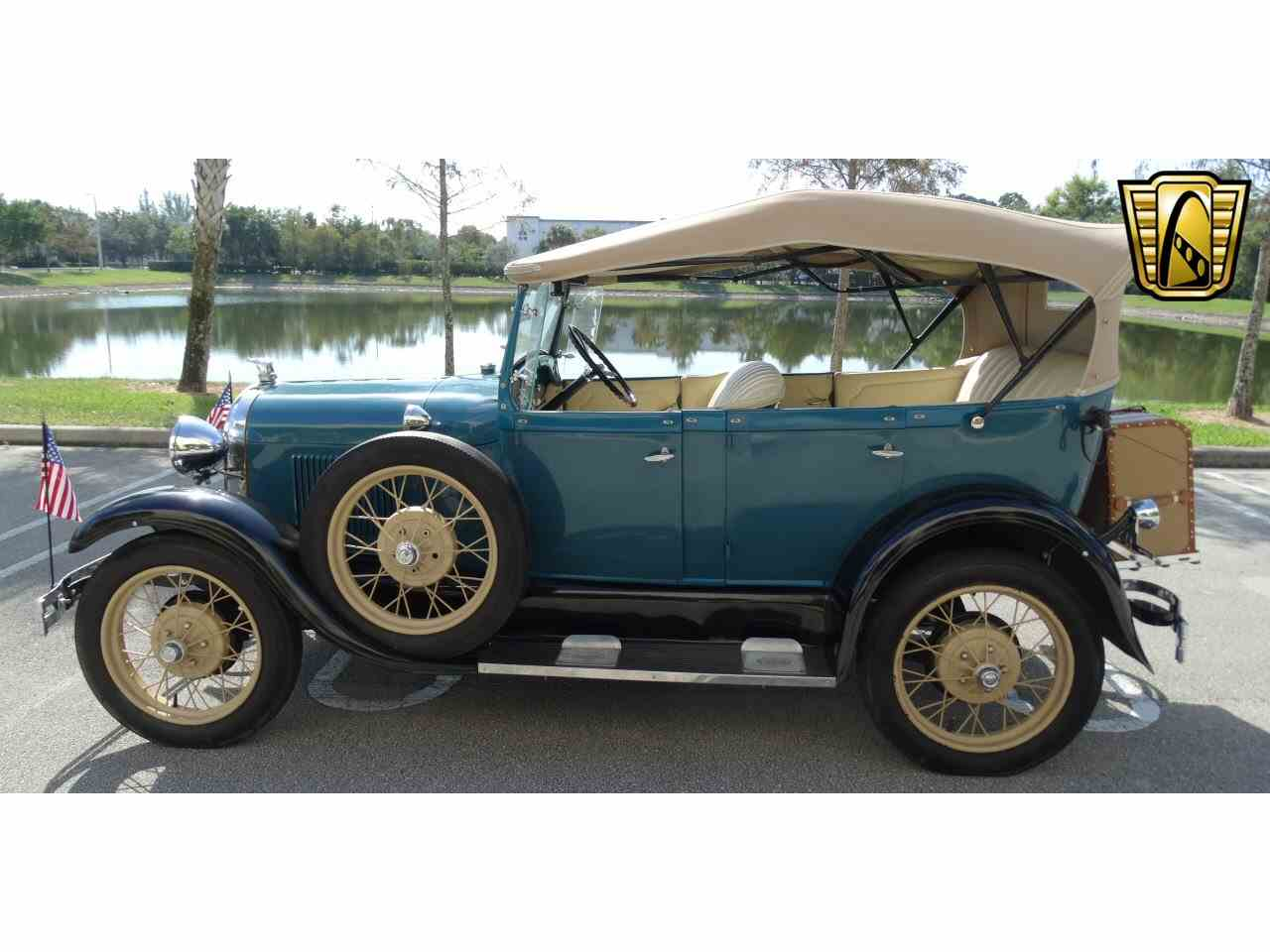 Large Picture of '29 Ford Model A - $34,995.00 Offered by Gateway Classic Cars - Fort Lauderdale - KEQL