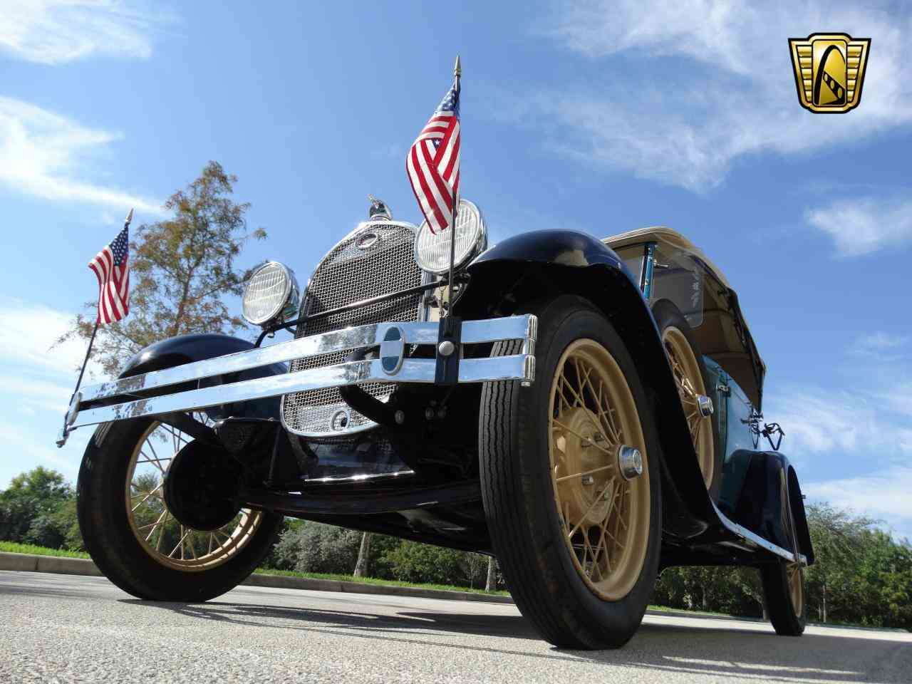 Large Picture of Classic 1929 Model A located in Coral Springs Florida - $34,995.00 Offered by Gateway Classic Cars - Fort Lauderdale - KEQL