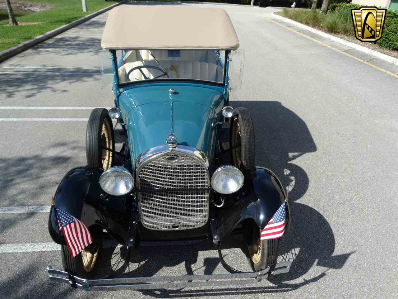 Large Picture of 1929 Ford Model A located in Florida - $34,995.00 Offered by Gateway Classic Cars - Fort Lauderdale - KEQL