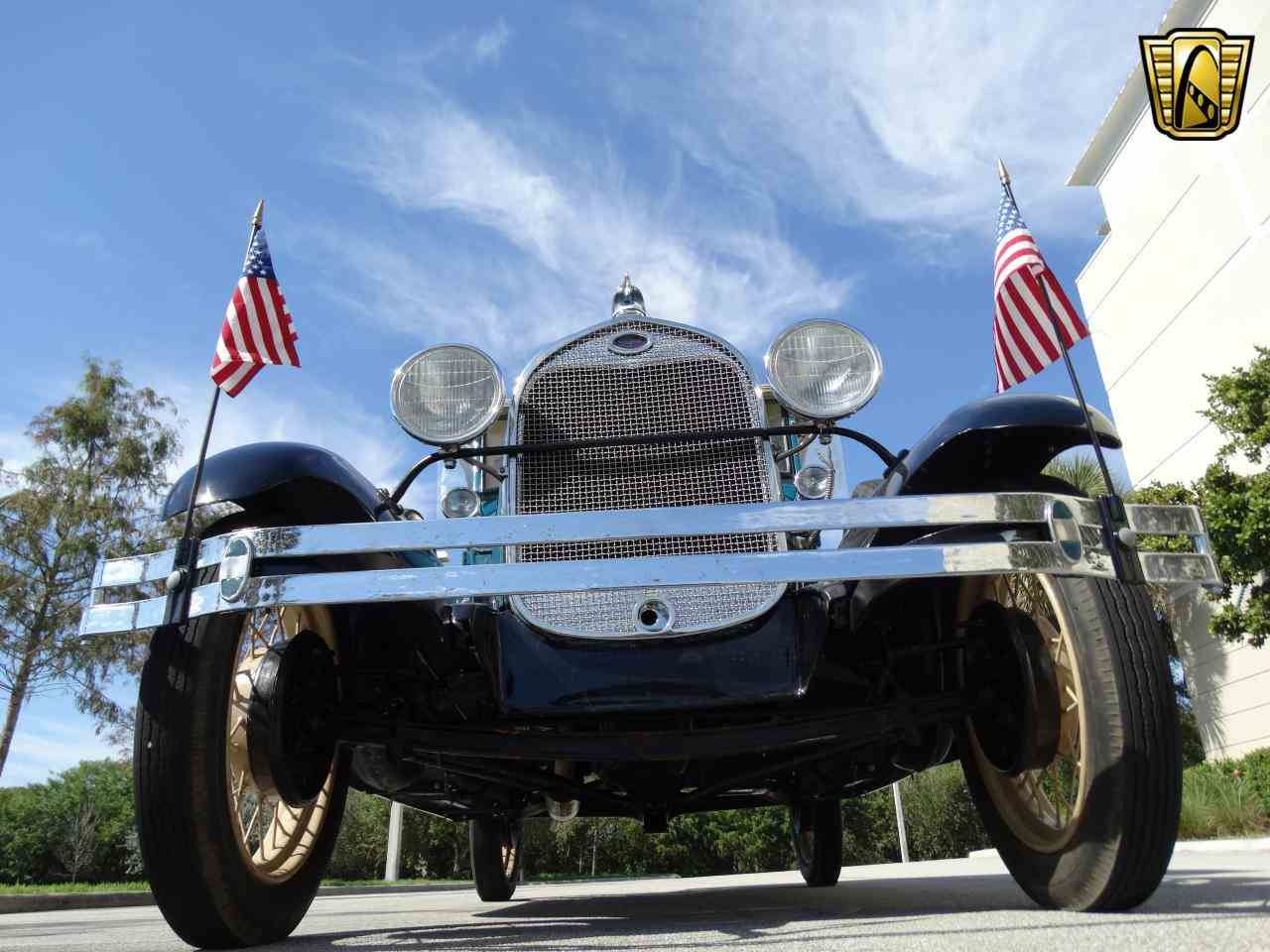 Large Picture of Classic 1929 Model A located in Coral Springs Florida Offered by Gateway Classic Cars - Fort Lauderdale - KEQL