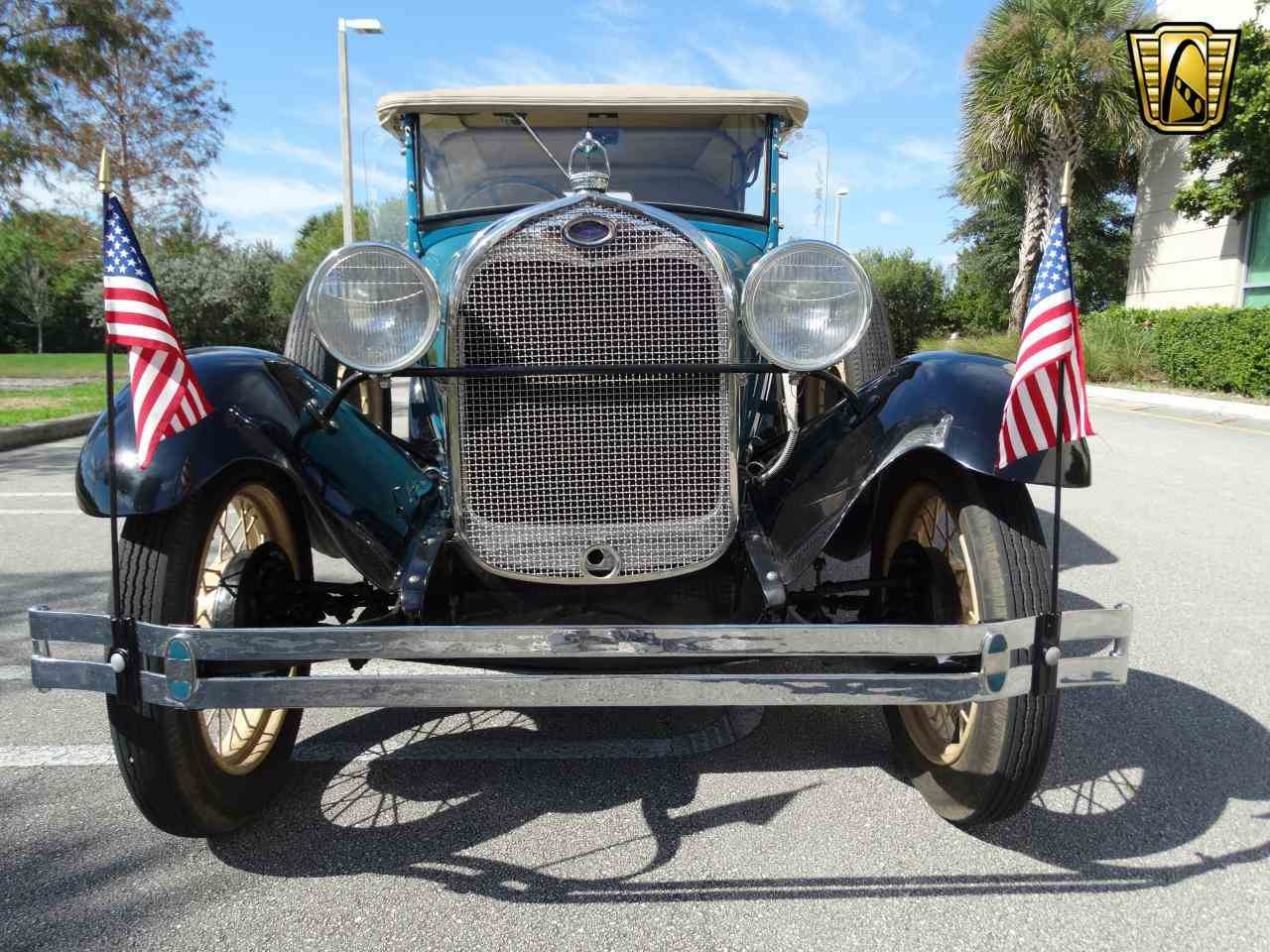Large Picture of 1929 Model A located in Coral Springs Florida - $34,995.00 - KEQL