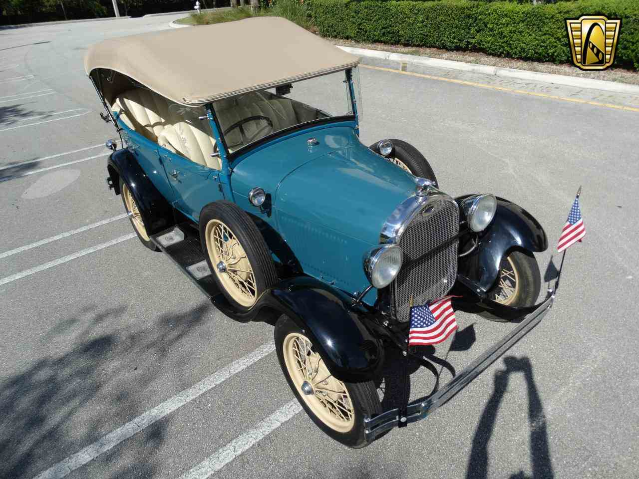 Large Picture of Classic '29 Ford Model A located in Coral Springs Florida - $34,995.00 Offered by Gateway Classic Cars - Fort Lauderdale - KEQL
