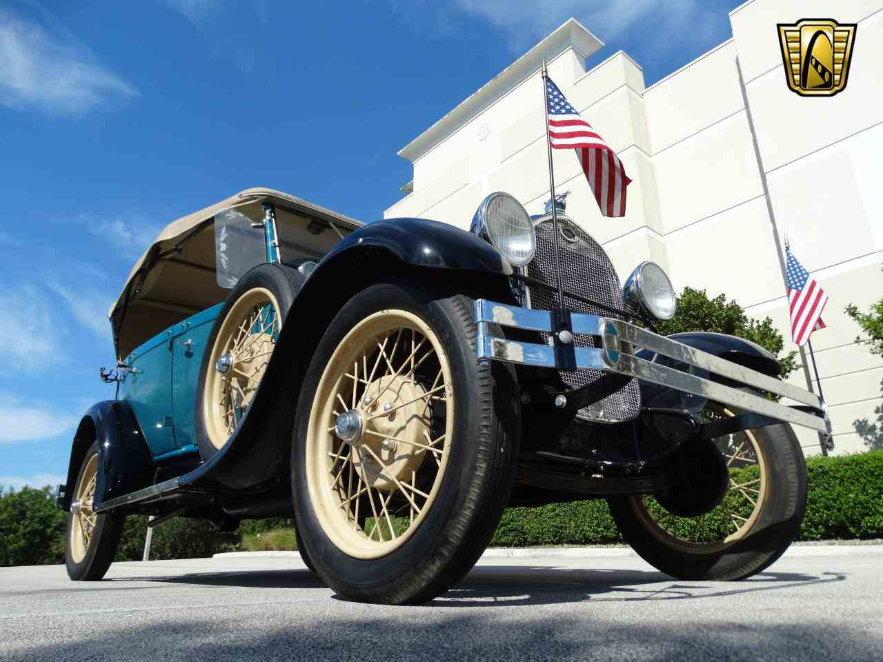 Large Picture of 1929 Model A located in Florida - KEQL