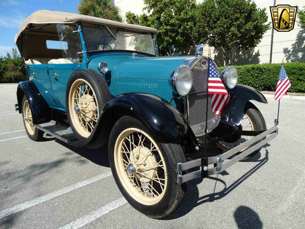 Large Picture of '29 Model A located in Florida Offered by Gateway Classic Cars - Fort Lauderdale - KEQL