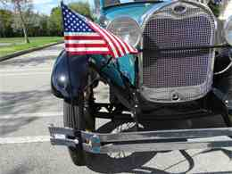 Picture of Classic 1929 Ford Model A located in Coral Springs Florida - $34,995.00 Offered by Gateway Classic Cars - Fort Lauderdale - KEQL