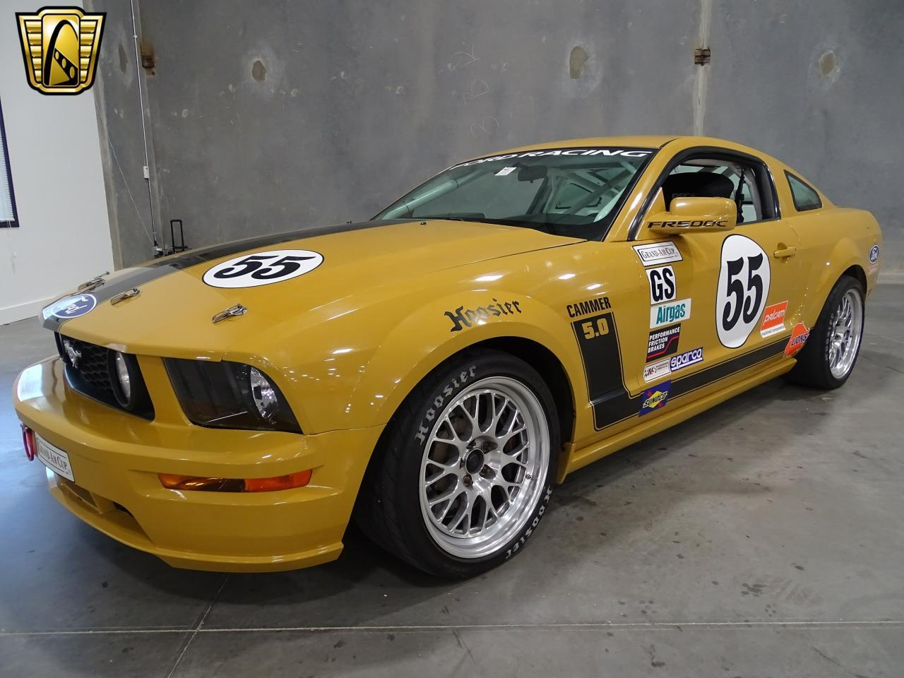 Large Picture of '05 Mustang located in DFW Airport Texas - KES0