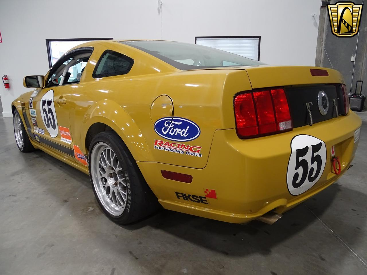 Large Picture of '05 Mustang - KES0