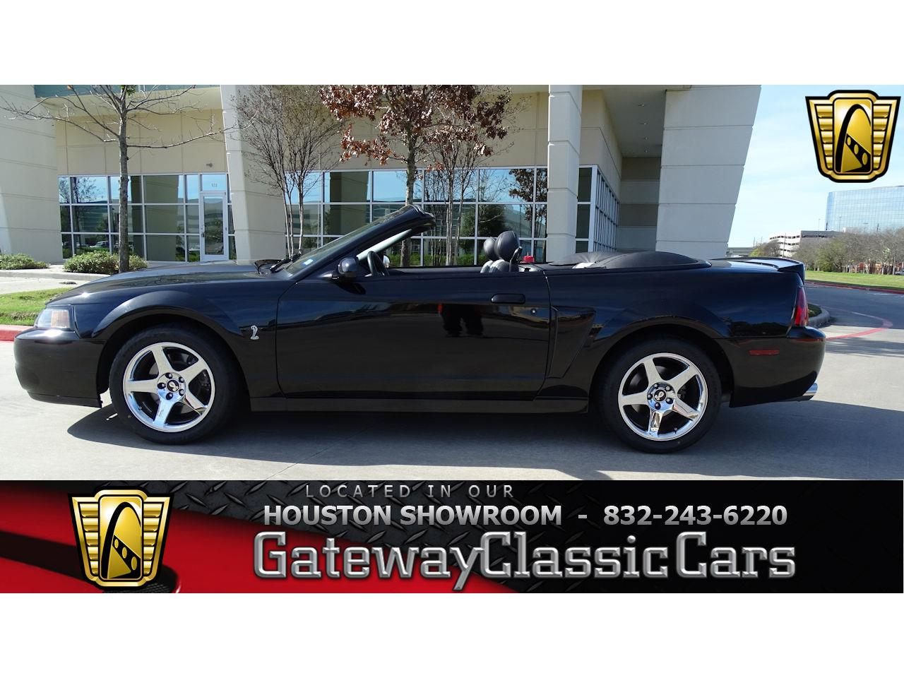 Large Picture of '03 Ford Mustang located in Texas - $27,995.00 Offered by Gateway Classic Cars - Houston - KES2