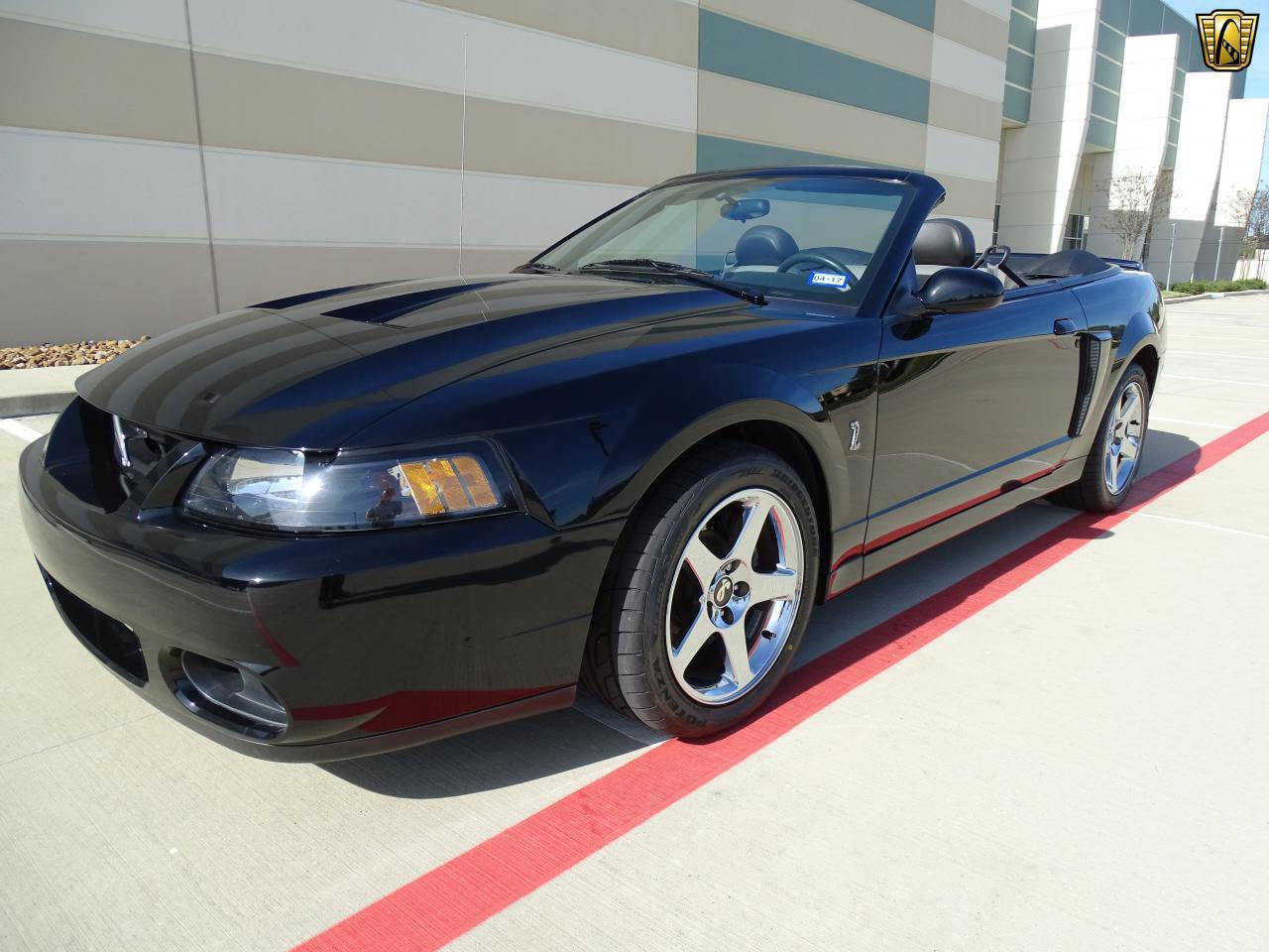Large Picture of 2003 Ford Mustang located in Houston Texas - $27,995.00 Offered by Gateway Classic Cars - Houston - KES2