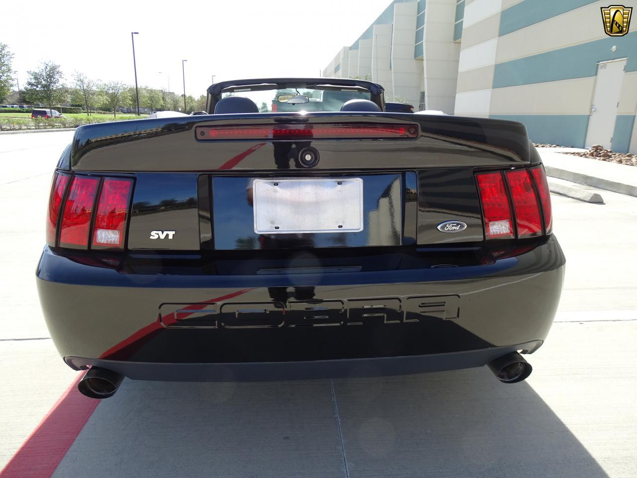 Large Picture of 2003 Mustang located in Houston Texas - $27,995.00 Offered by Gateway Classic Cars - Houston - KES2