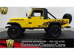 Picture of 1985 Jeep CJ8 Scrambler located in Texas - $32,595.00 Offered by Gateway Classic Cars - Houston - KEST