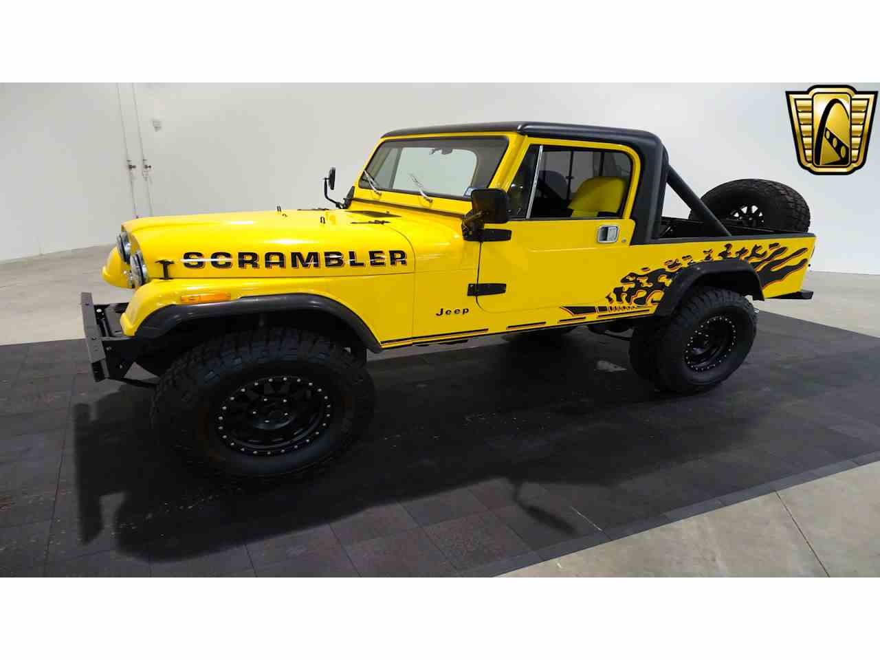 Large Picture of '85 Jeep CJ8 Scrambler located in Texas - $32,595.00 Offered by Gateway Classic Cars - Houston - KEST