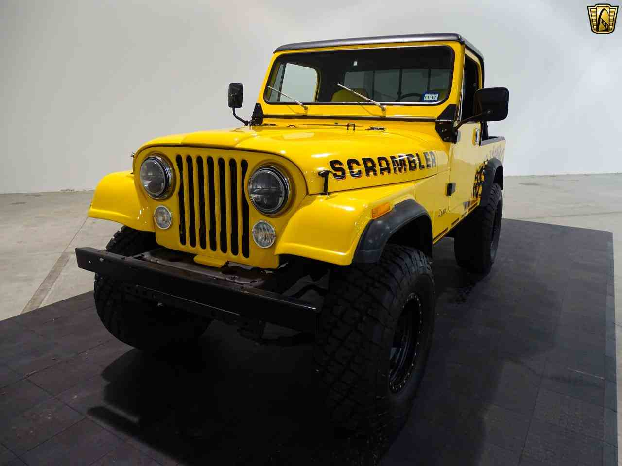 Large Picture of '85 CJ8 Scrambler located in Texas Offered by Gateway Classic Cars - Houston - KEST