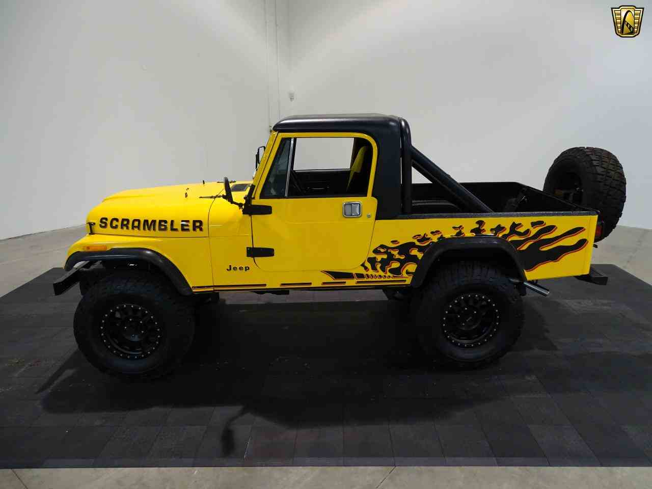 Large Picture of '85 CJ8 Scrambler located in Texas - $32,595.00 - KEST
