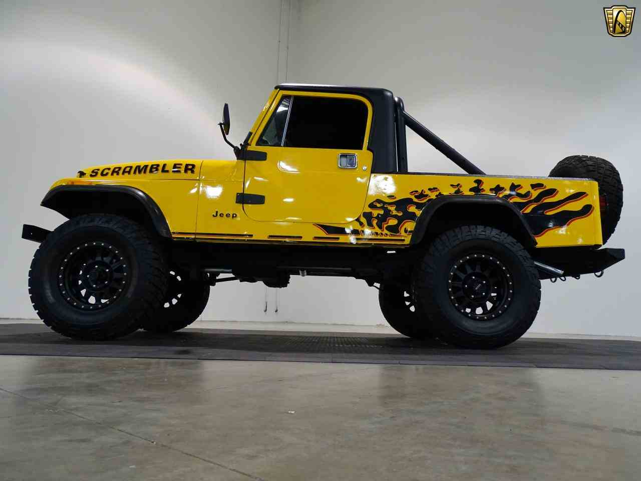 Large Picture of 1985 CJ8 Scrambler located in Texas - $32,595.00 Offered by Gateway Classic Cars - Houston - KEST