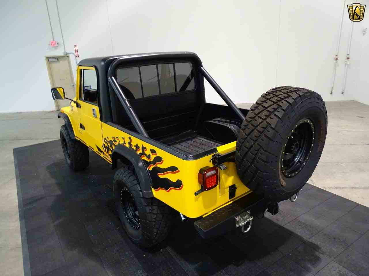 Large Picture of 1985 Jeep CJ8 Scrambler located in Houston Texas - $32,595.00 Offered by Gateway Classic Cars - Houston - KEST