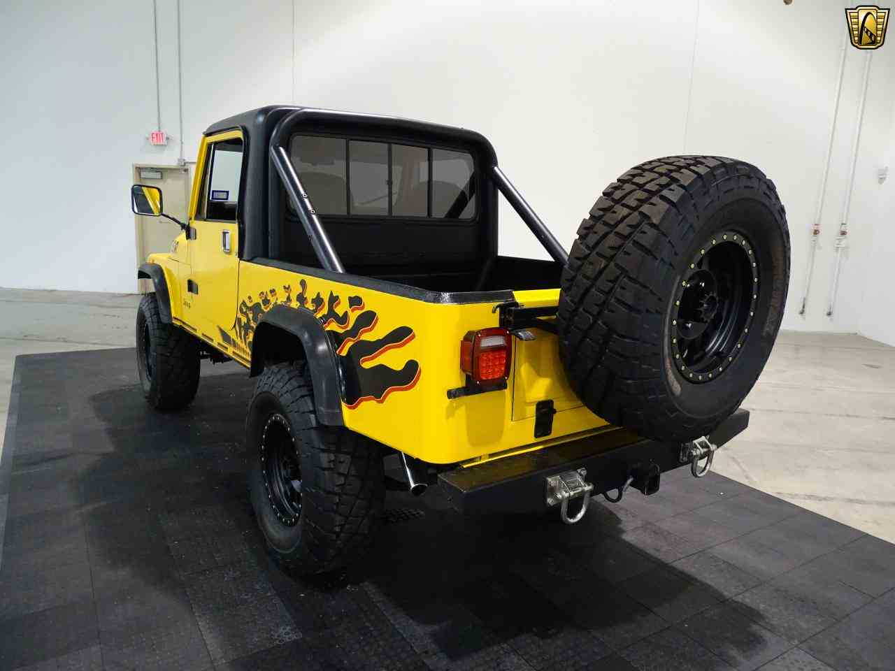 Large Picture of 1985 Jeep CJ8 Scrambler located in Texas - $32,595.00 Offered by Gateway Classic Cars - Houston - KEST