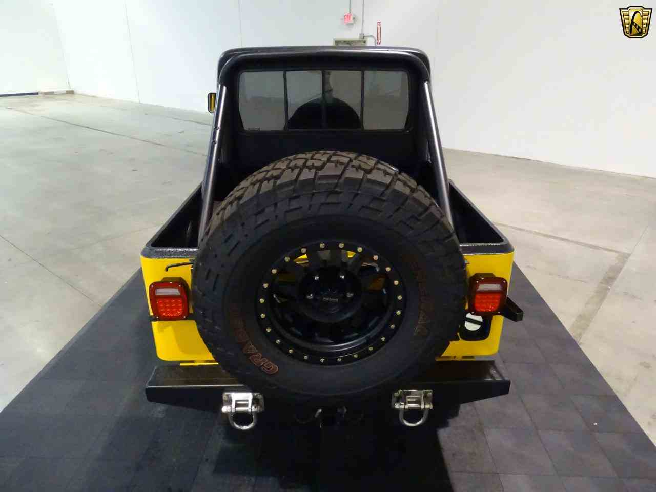 Large Picture of 1985 Jeep CJ8 Scrambler located in Houston Texas - KEST