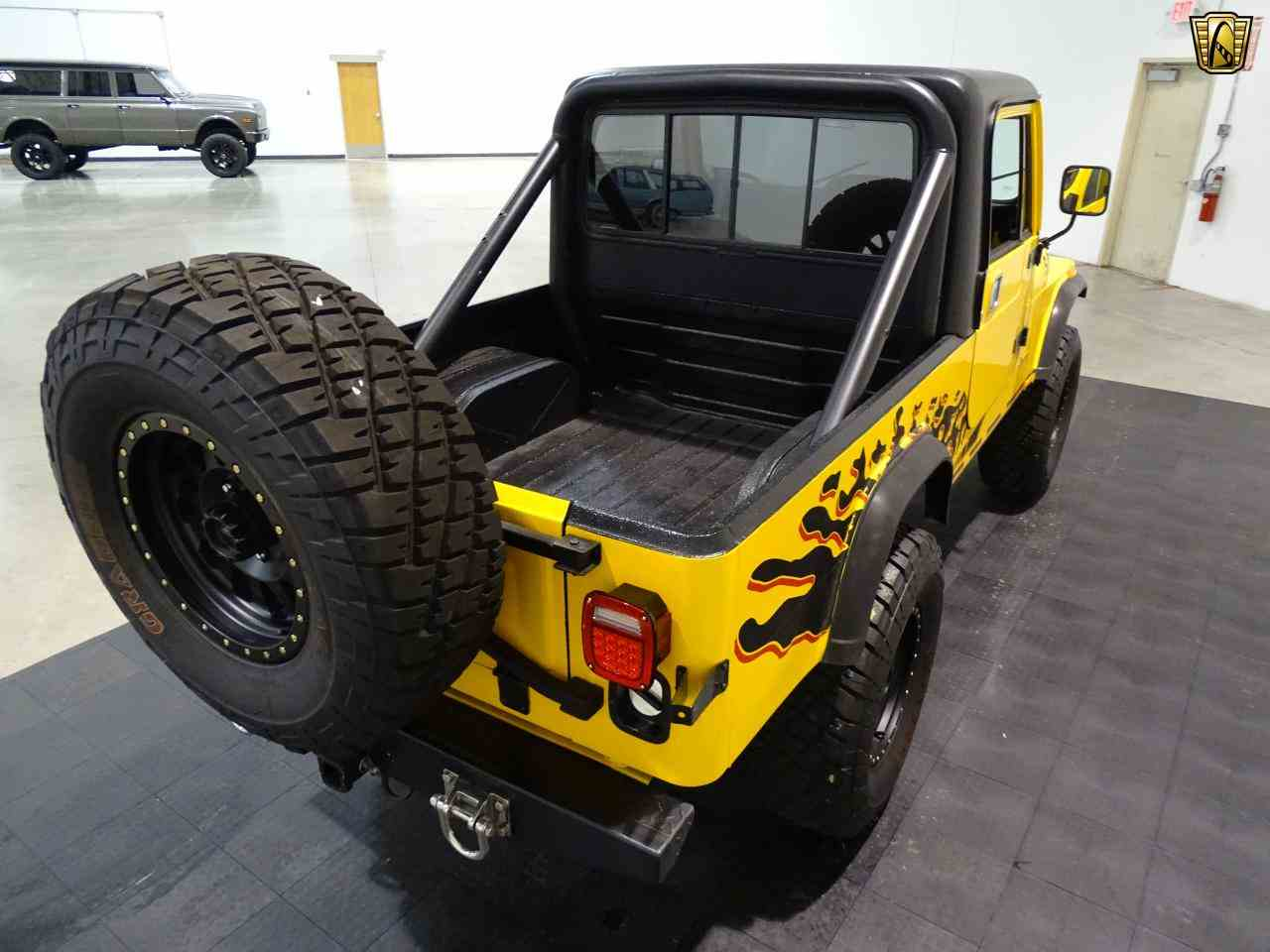 Large Picture of 1985 Jeep CJ8 Scrambler located in Houston Texas Offered by Gateway Classic Cars - Houston - KEST