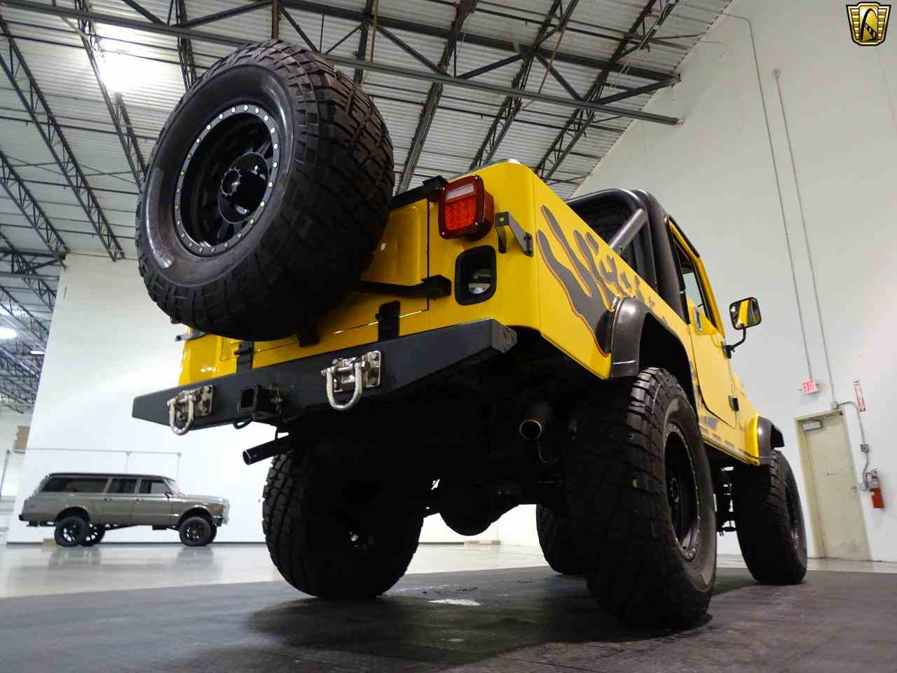 Large Picture of 1985 CJ8 Scrambler located in Houston Texas Offered by Gateway Classic Cars - Houston - KEST