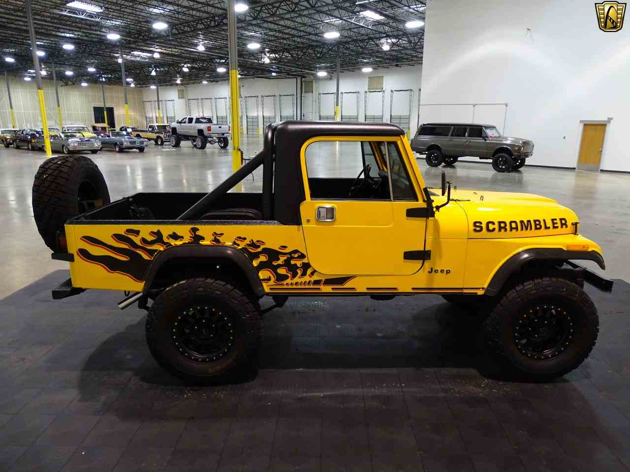 Large Picture of '85 Jeep CJ8 Scrambler located in Houston Texas Offered by Gateway Classic Cars - Houston - KEST