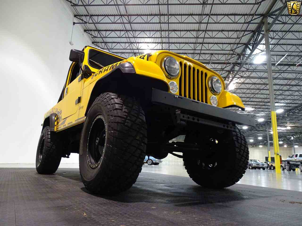 Large Picture of 1985 Jeep CJ8 Scrambler located in Texas - $32,595.00 - KEST