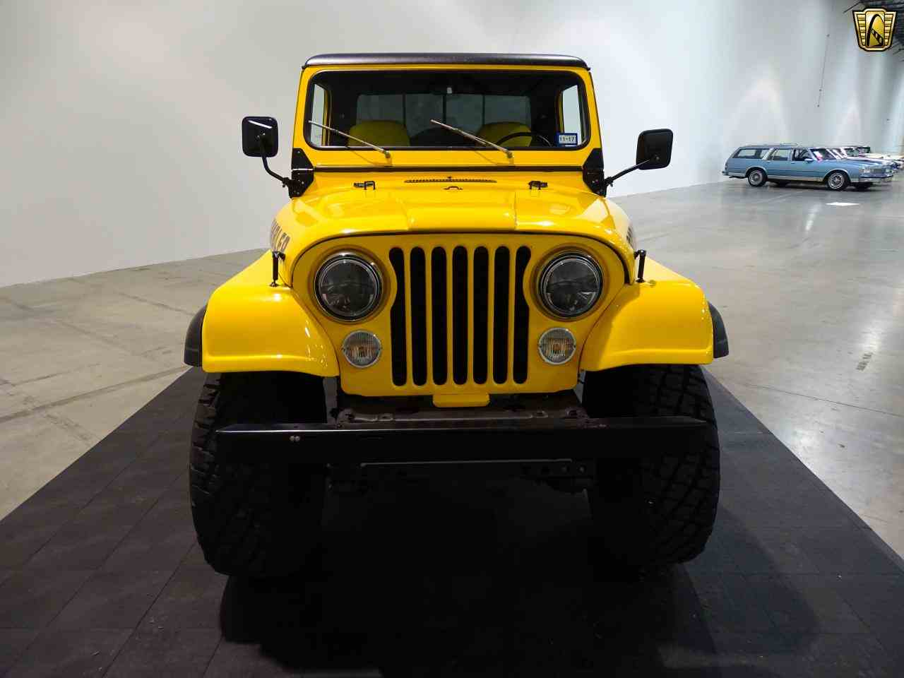 Large Picture of '85 CJ8 Scrambler Offered by Gateway Classic Cars - Houston - KEST