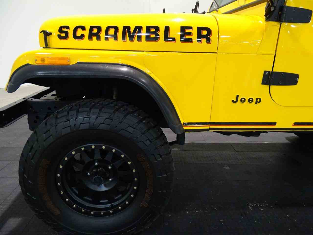 Large Picture of '85 Jeep CJ8 Scrambler located in Texas - $32,595.00 - KEST