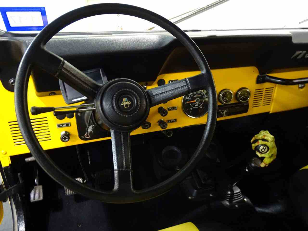 Large Picture of 1985 Jeep CJ8 Scrambler Offered by Gateway Classic Cars - Houston - KEST
