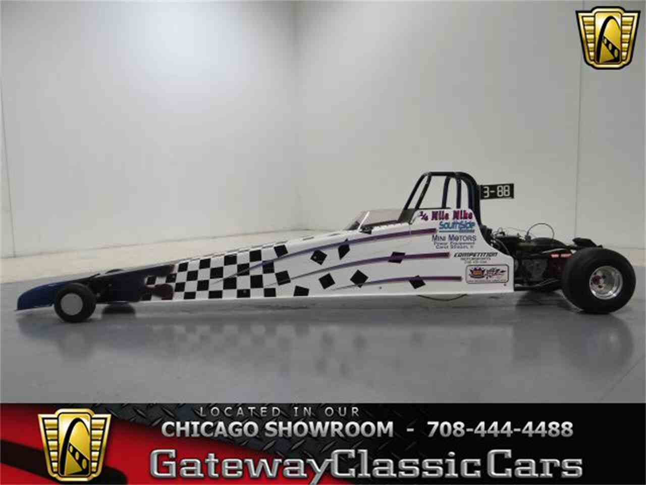 Large Picture of '02 Dragster - KET4