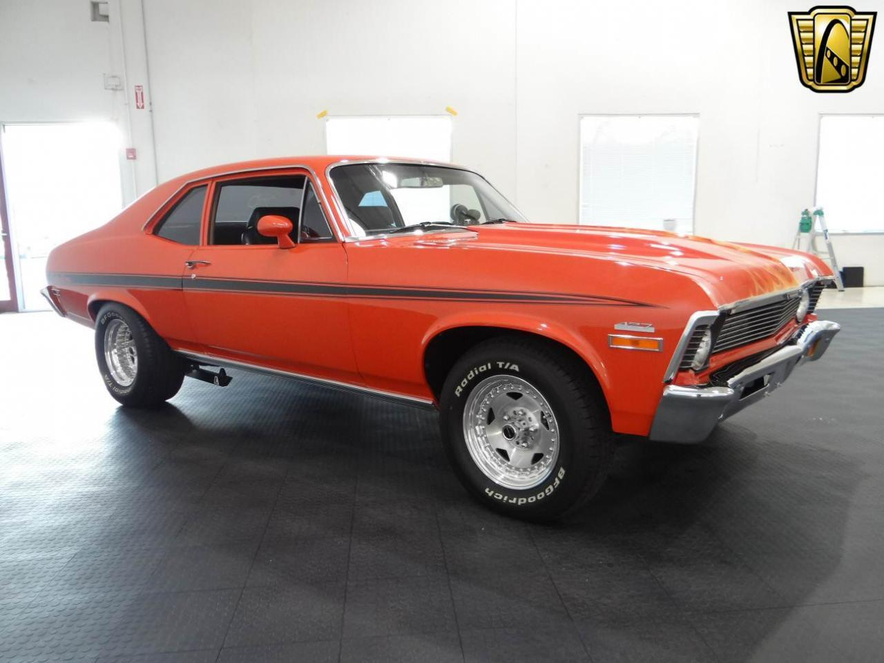 For Sale: 1971 Chevrolet Nova in Tinley Park, Illinois