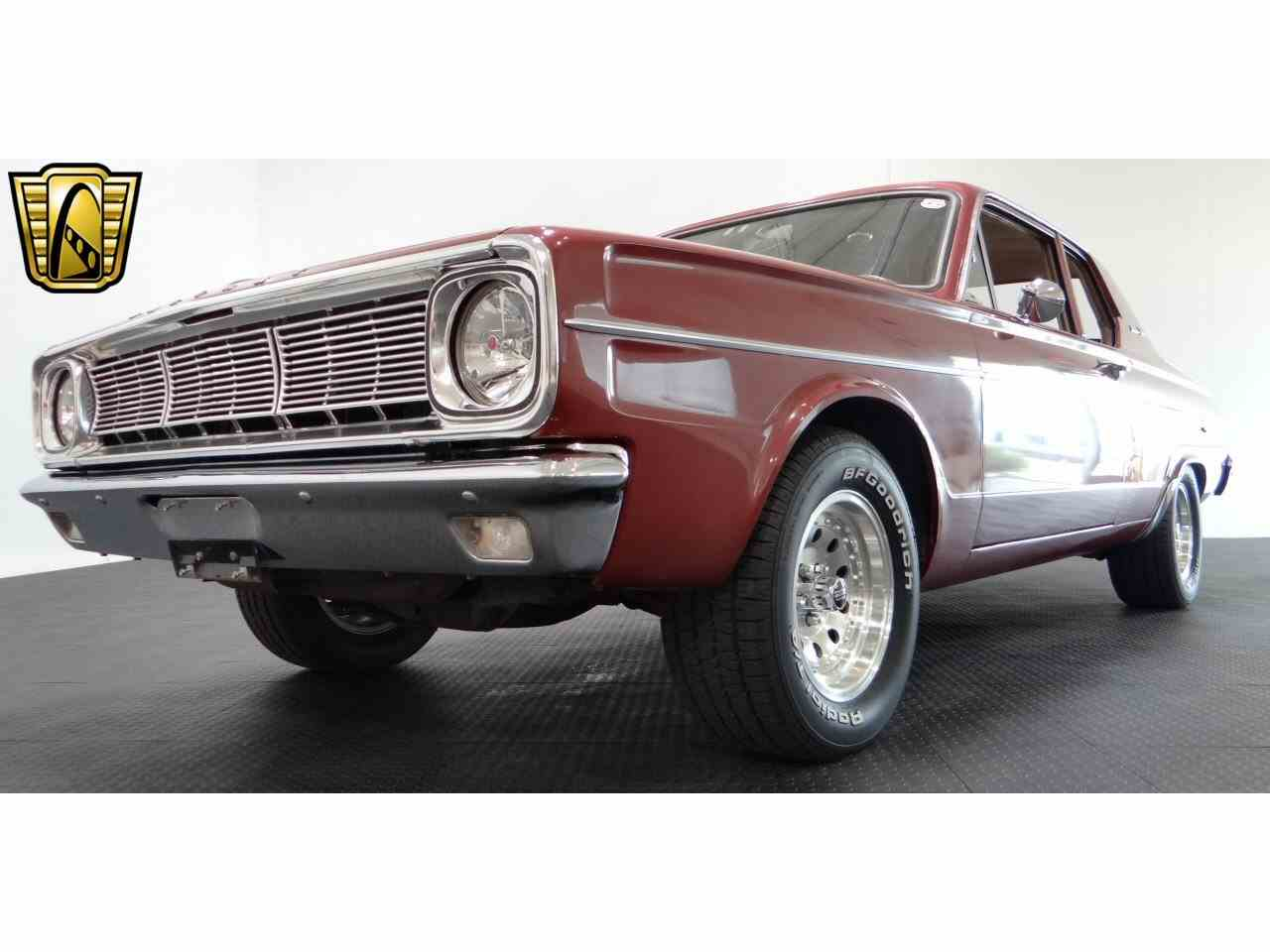 Large Picture of '66 Valiant - KEUK