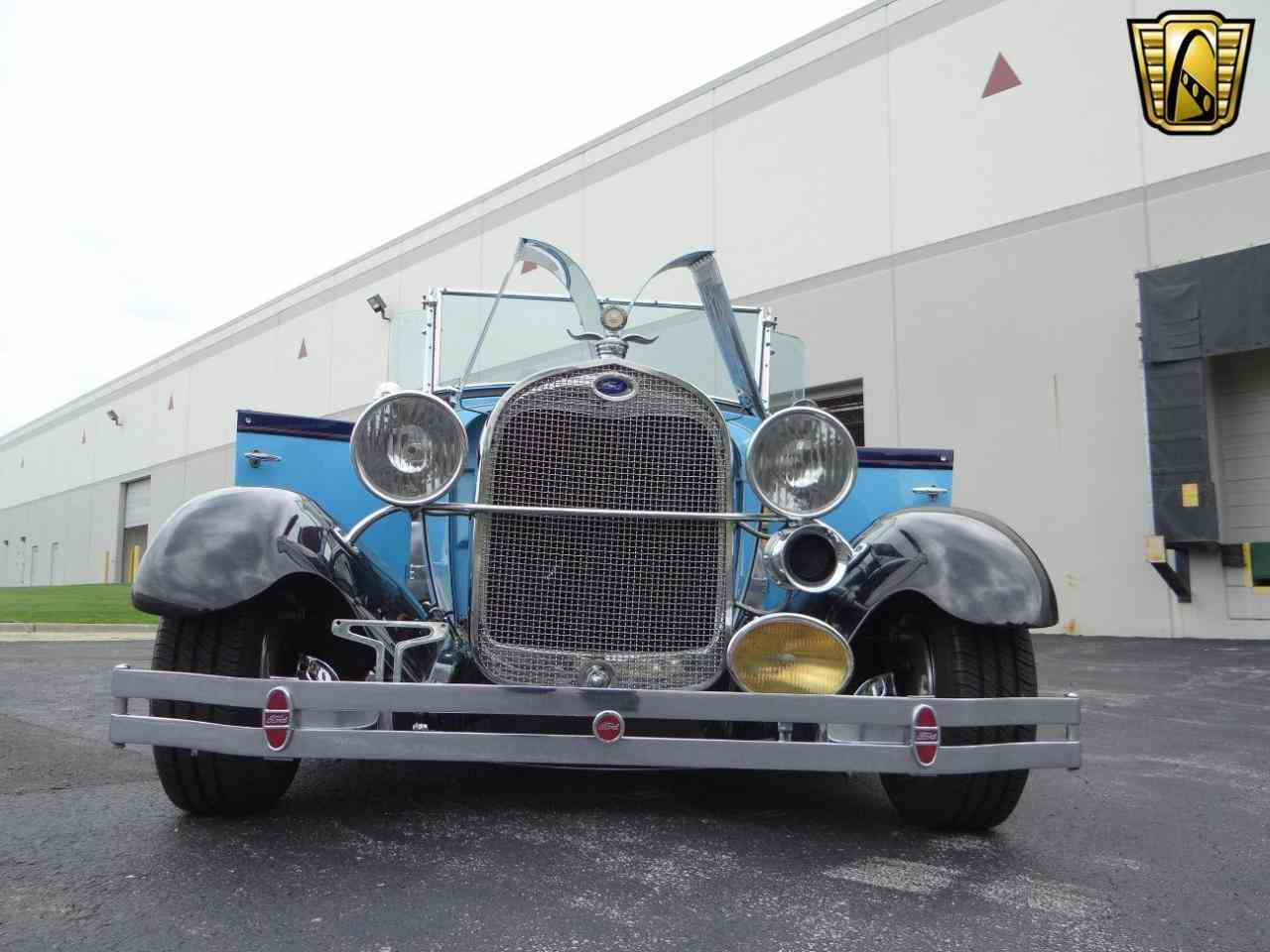 Large Picture of '29 Model A - KEUQ