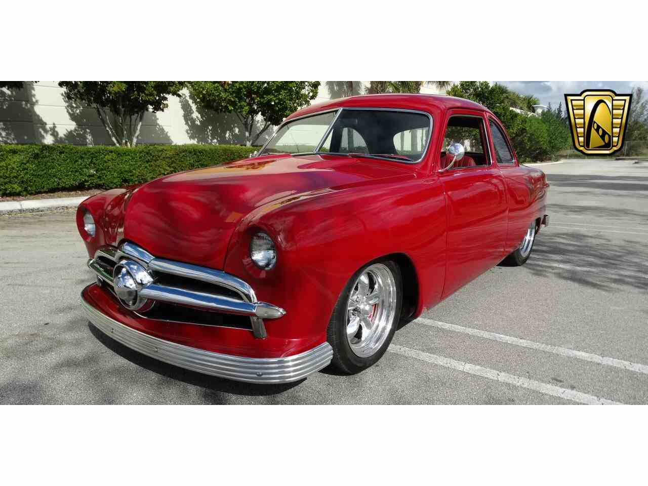 1950 ford 2 dr coupe for sale cc 952377. Black Bedroom Furniture Sets. Home Design Ideas