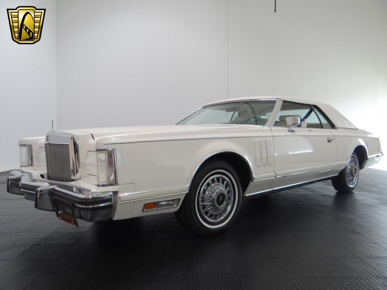 Large Picture of '78 Lincoln Continental located in Crete Illinois Offered by Gateway Classic Cars - Chicago - KEVR
