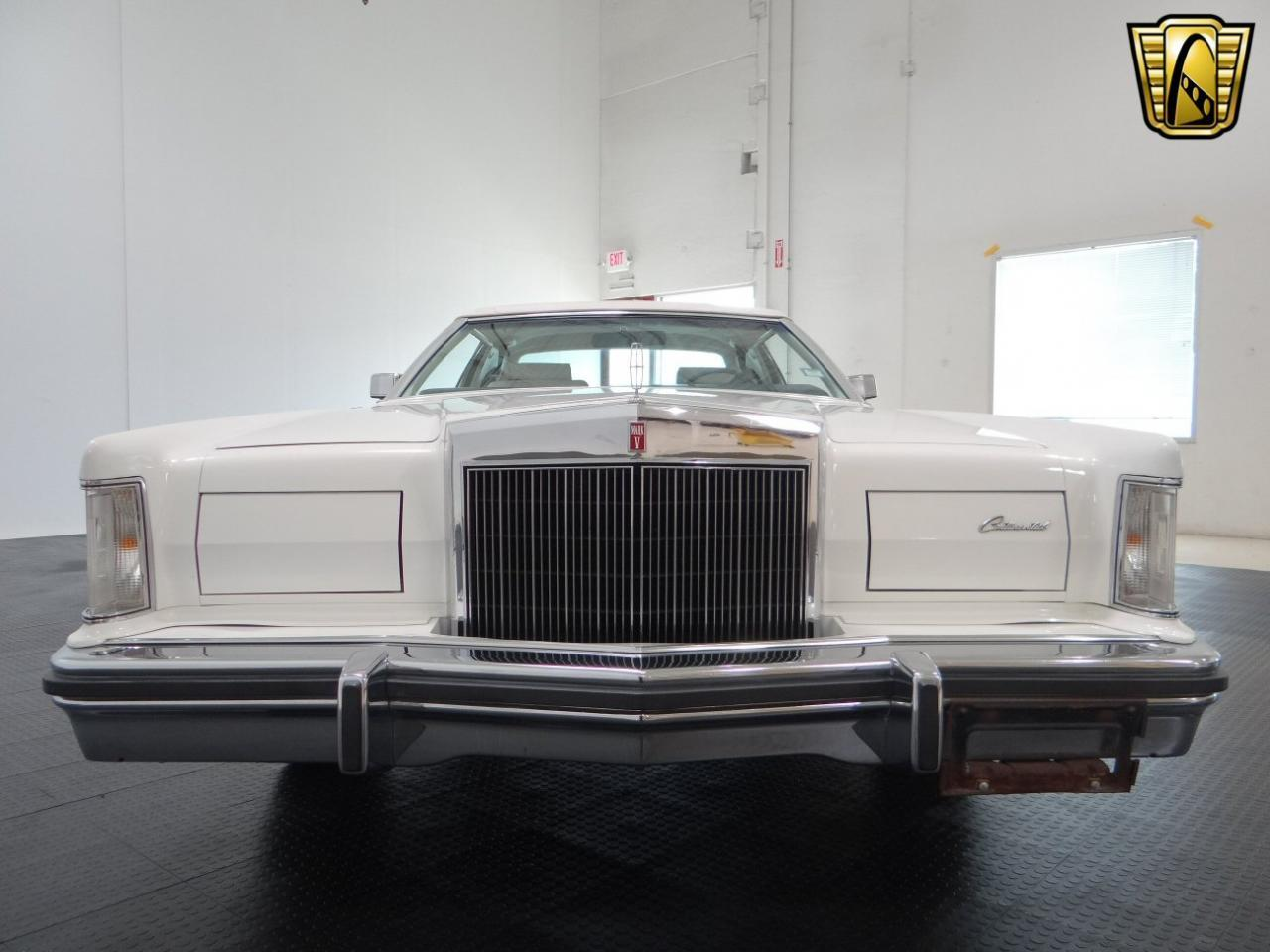 Large Picture of '78 Lincoln Continental located in Illinois - $9,595.00 Offered by Gateway Classic Cars - Chicago - KEVR