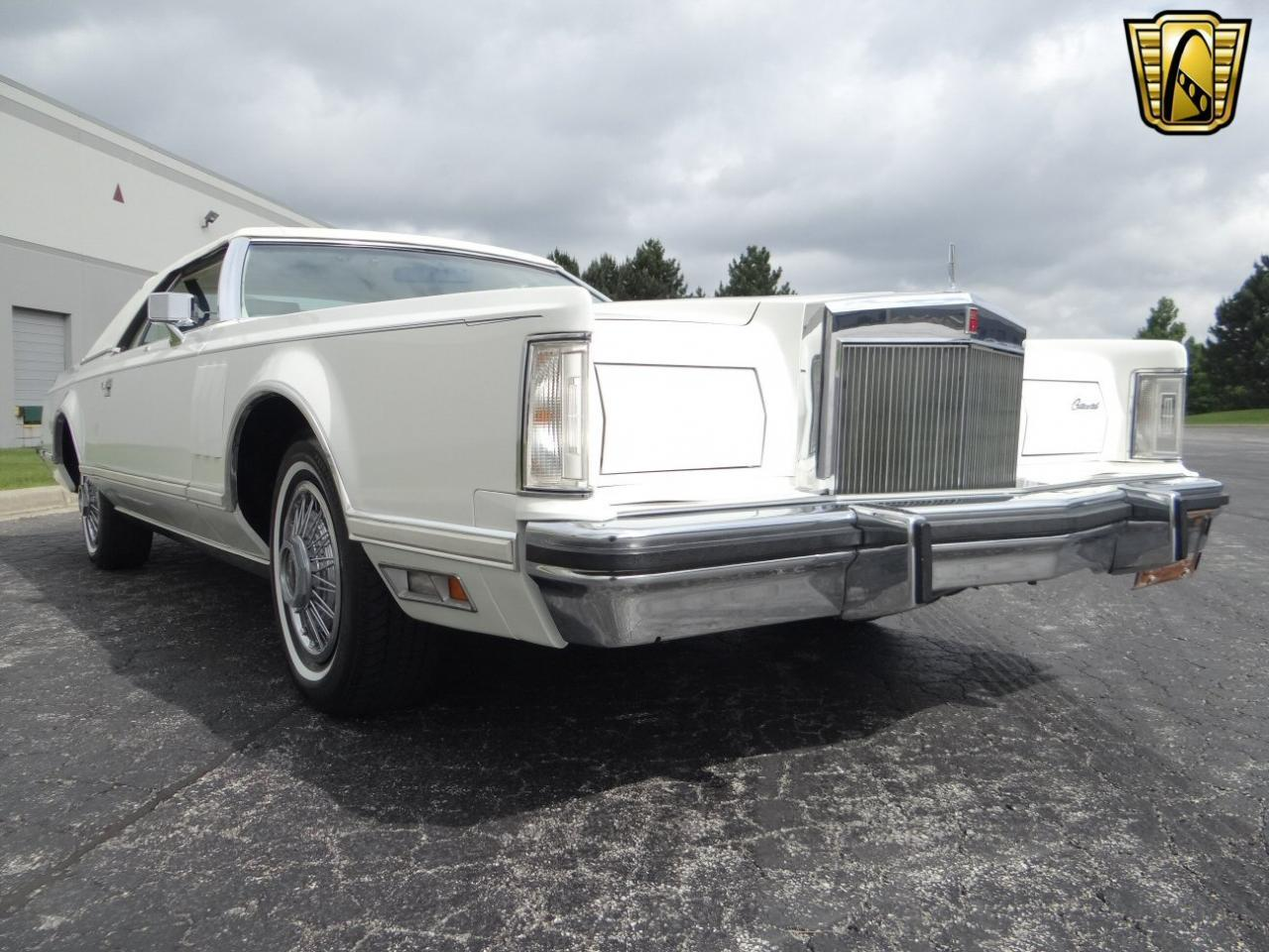 Large Picture of 1978 Lincoln Continental Offered by Gateway Classic Cars - Chicago - KEVR