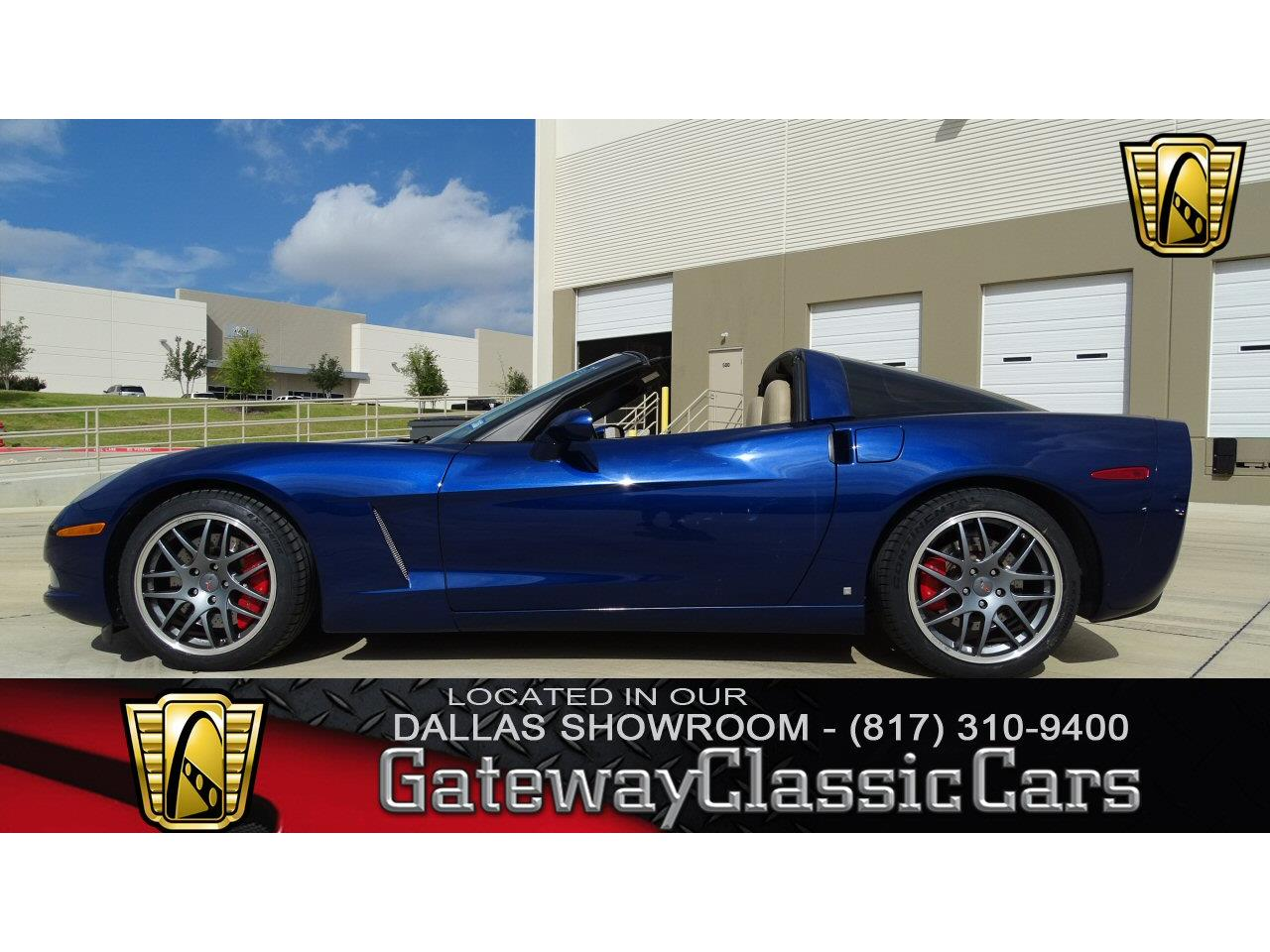 Large Picture of '06 Corvette - $27,000.00 Offered by Gateway Classic Cars - Dallas - KEW3
