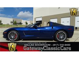 Picture of 2006 Corvette located in DFW Airport Texas - KEW3