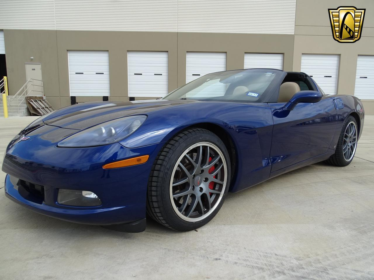 Large Picture of '06 Chevrolet Corvette located in DFW Airport Texas Offered by Gateway Classic Cars - Dallas - KEW3