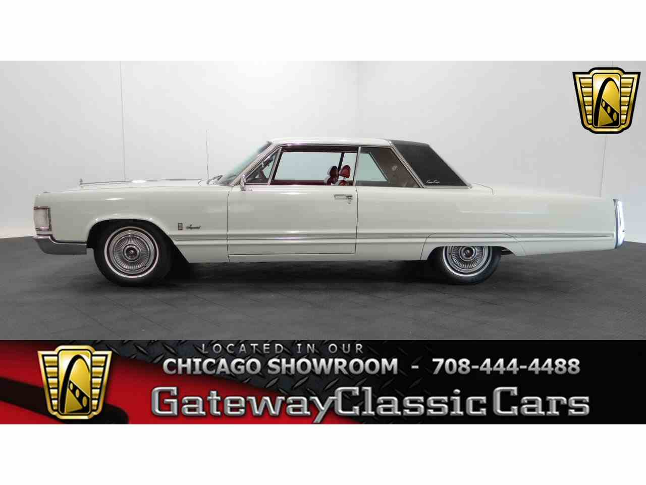 1967 Chrysler Imperial for Sale | ClassicCars.com | CC-952463