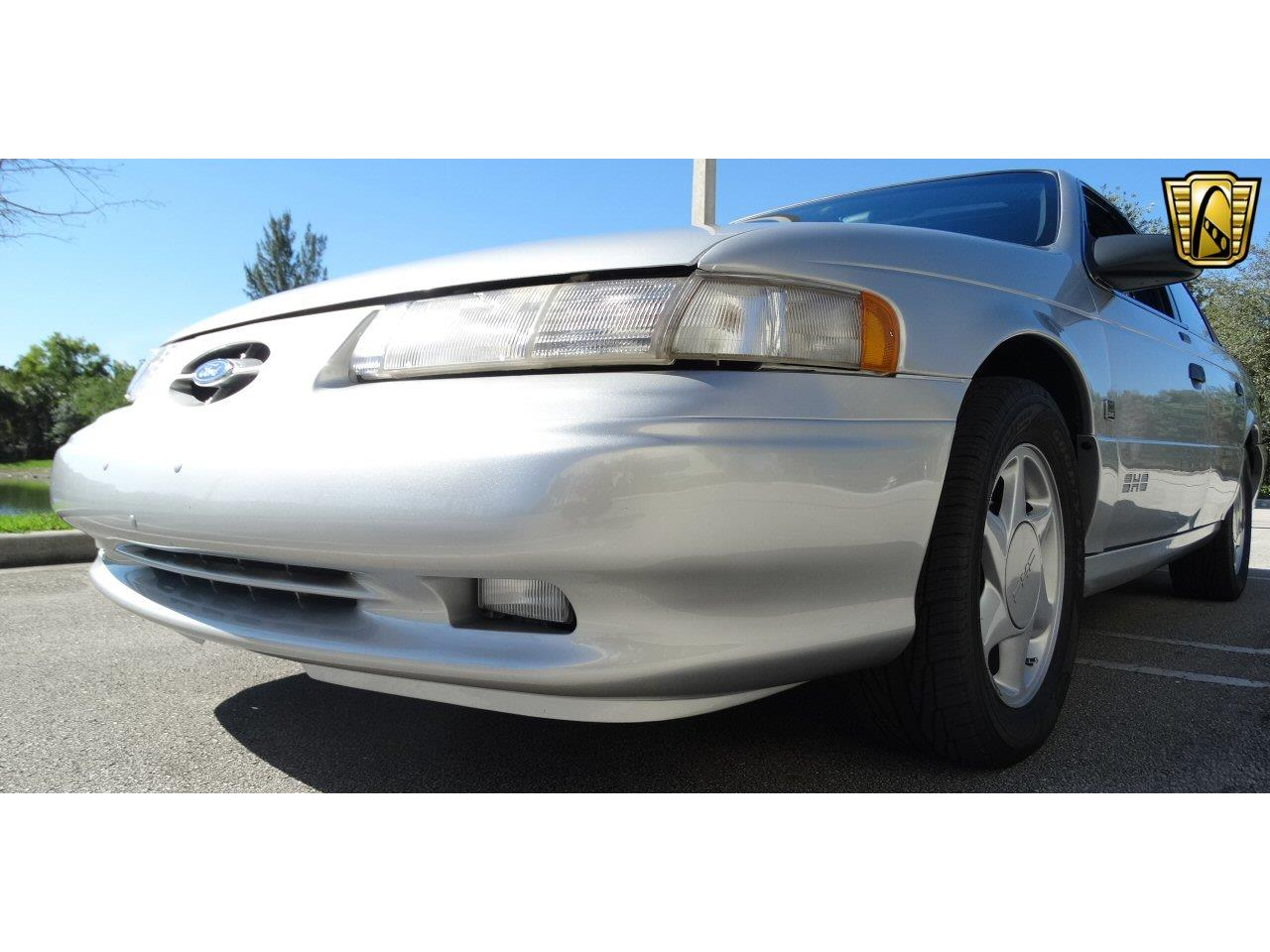 Large Picture of 1993 Taurus located in Coral Springs Florida - $9,995.00 Offered by Gateway Classic Cars - Fort Lauderdale - KEXL