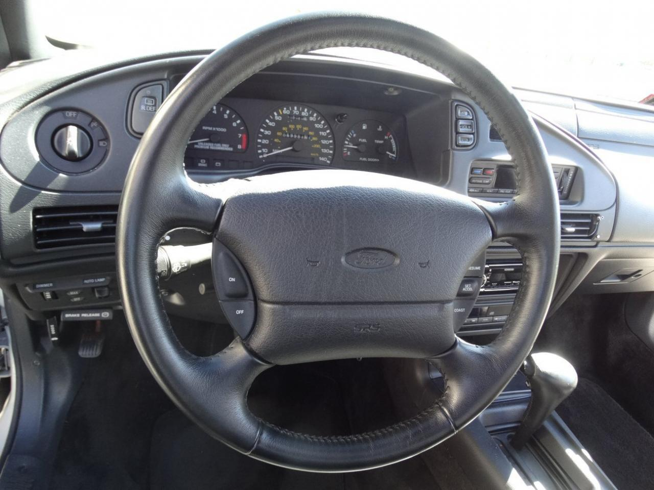 Large Picture of '93 Taurus located in Coral Springs Florida Offered by Gateway Classic Cars - Fort Lauderdale - KEXL